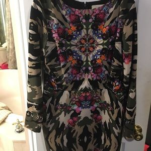 Nicole Miller artlier dress